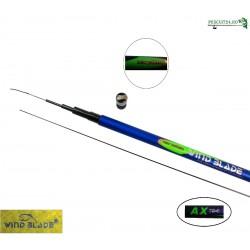 Varga/Undita High Carbon TS-4, C.W:10-40g, Lungime 7 m