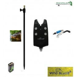 Set Senzor complet cu baterie, swinger si suport M2