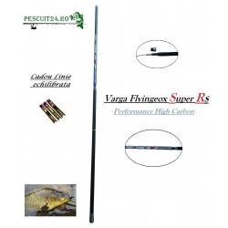 Varga High Carbon 100% Flyingeox Sr, Pescuit Stationar, Lungime 6 m + Cadou Linie echilibrata