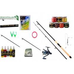 Kit Lanseta Crap Epoxy ® 2702 + Mulineta G3- RM4000, Accesorii si FIR CADOU