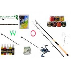 Kit Lanseta Crap Epoxy ® 3002 + Mulineta G3- RM4000, Accesorii si FIR CADOU