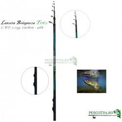 Lanseta Bologneza carbon 98% TSH-3 7m