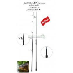 Lanseta ULTEGRA XT Carp 390m, C.w: 4.0 lbs, Sec: 2, Lungime 3,90m