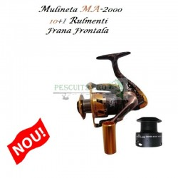 Mulineta Wind Blade MA2000, 10+1 Rulmenti, Frana Fata