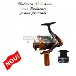 Mulineta Wind Blade MA4000, 10+1 Rulmenti, Frana Fata