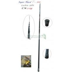 Varga/Undita Super Hard TS-2 500 C.WT: 5-25g Carbon 98%, Lungime  5 m