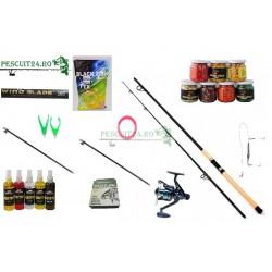 Kit Lanseta Crap Epoxy ® 2402 + Mulineta G3- RM3000, Accesorii si FIR CADOU