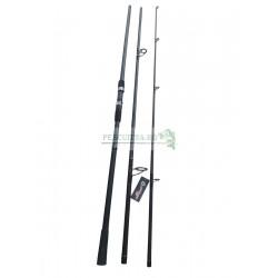 Lanseta CA-3 Crap Wind Blade, 4.0 LBS, Carbon 80%, Sectiuni :3, Lungime 3,60m