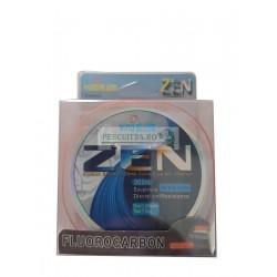 Fir Monofilament Portocaliu Fluorocarbon ZEN 300m