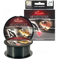 FIR CARP EXPERT METHOD FEEDER TEFLON, Lungime 300m