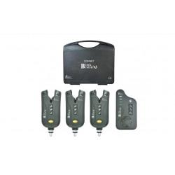 Statie cu Avertizori Black Buster XE 3+1, Statie wirelles model 2020