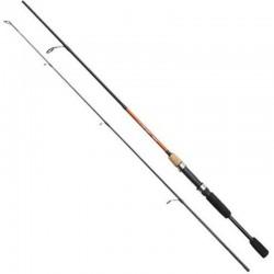 Lanseta spinning Okuma FinaPro, Lungime 1,80m, C.W. 2-12g, pescuit rapitor